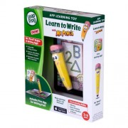LeapFrog Learn to Write with Mr. Pencil Stylus and Writing App (Works with iPhone 4/4s/5, iPod touch 4G and iPad)