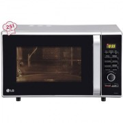 LG MC2886SFU 28 Liters Convection Microwave Oven