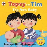 The New Baby by Jean Adamson