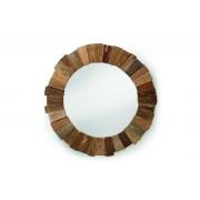 Spegel Nedmac 110/6 cm Teak -