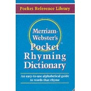 Pocket Rhyming Dictionary by Merriam-Webster