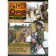 Concord Publications Special Ops Journal #24 Id Fs Defensive Shield In West Bank French Operation Unicorn In Ivory Coast Austrias 6th Jagerbrigade Irish Defense Forces Eod Teams