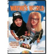 WAYNES WORLD DVD 1992