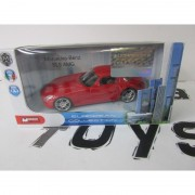 Voiture 1/43 European Collection - Mercedes Benz Sls Amg