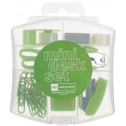 Mini Set de Escritorio Candy Colours Apple Green