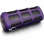 Bocinas Philips Shoqbox SB7200/37 Inalámbricas Bluetooth A Prueba De Agua-Morado