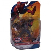 Spider-Man Symbiote Takeover Super Poseable with suction cup web