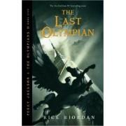 The Last Olympian (Percy Jackson & the Olympians # 5) by Rick Riordan