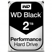 Western Digital Black 2000GB Serial ATA III internal hard drive