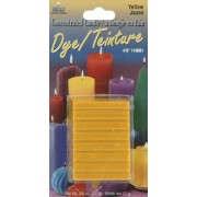 Yaley Concentrated Candle Dye Blocks, 0.75-Ounce, Yellow