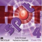 Hot Spot. Level 4. 2 Class Audio-CDs by Colin Granger