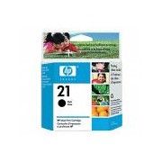 Cartucho HP 21 Preto C9351AB 7ML