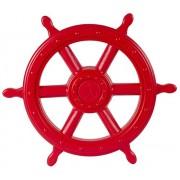 Jumbo Pirate Ship Wheel - Swing Set Accessories - Red