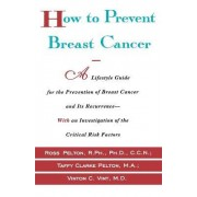 How to Prevent Breast Cancer by Ross Pelton