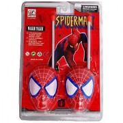 Blue Lotus Spider-Man Walkie Talkie