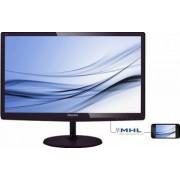 Monitor LED 21.5 Philips 227E6EDSD00 Full HD 5ms IPS Negru