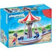 Комплект Плеймобил 5548 - Въртележка - Playmobil, 291033