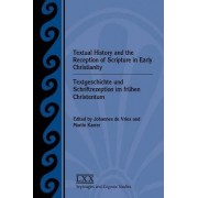 Textual History and the Reception of Scripture in Early Christianity by Johannes De Vries