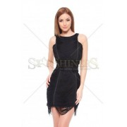 Rochie Ana Radu Ready To Party Black