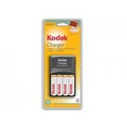 Kodak Kompakt + 4db 2100 mAh akkumulátor töltő