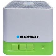 Boxa Portabila Blaupunkt BT02GR, Bluetooth, FM Radio, USB, MicroSD (Alb/Verde)