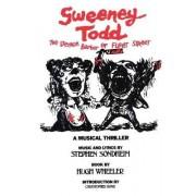 Sweeney Todd (Libretto) by Stephen Sondheim