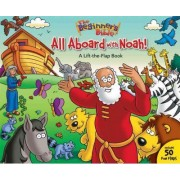 The Beginner's Bible All Aboard with Noah! by Catherine DeVries