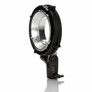 Elinchrom #26342 Quadra Reflector Adapter MK-II