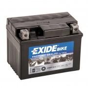 Exide AGM+SLA 12V 3Ah J+ YTX4L-BS Factory Sealed