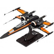 Poe-S X-Wing Fighter Revell RV6692