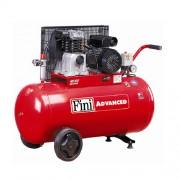 Compresor de aer Fini MK102-100-3M, 230 V, 320 l/min, 10 bar, 100 l