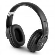 Auna DBT-2 Setul cu cască fără fir Bluetooth 3.0 hands-free baterie negru (HP-DBT-2 BK)