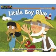 Little Boy Blue by Gerald Kelley