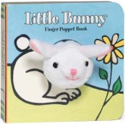 Little Bunny Finger Puppet Book by Image Books