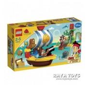 LEGO DUPLO Джейк и пиратите: Пиратският кораб на Джейк