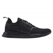 adidas NMD_R1 Primeknit Triple Black Unisex