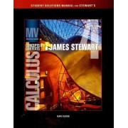 Student Solutions Manual (Chapters 8-13) for Stewart's Multivariable Calculus: Concepts and Contexts, 4th by James Stewart