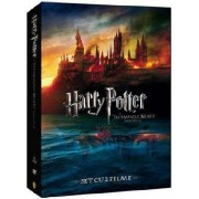 Harry Potter and the Deathly Hallows 1+2:Daniel Radcliffe,Emma Watson - Harry Potter si Talismanele mortii partile 1 si 2 (2DVD)