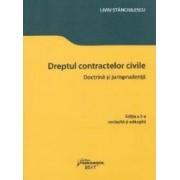 Dreptul contractelor civile Ed.3 - Liviu Stanciulescu