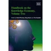 Handbook on the Knowledge Economy: Volume 2 by David Rooney