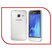 Сотовый телефон Samsung SM-J105H/DS Galaxy J1 Mini (2016) White