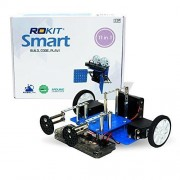 Robolink 11 in 1 Programmable Robot Kit - Educational Starter Robotics Kit for Arduino Learners with Video Tutorials