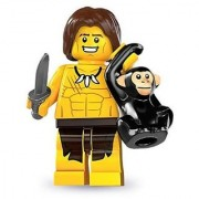 Lego Series 7 Jungle Boy Mini Figure