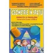 Geometrie In Spatiu Cls 8 Exercitii Si Probleme - Georgeta Murzea Elena Neacsu