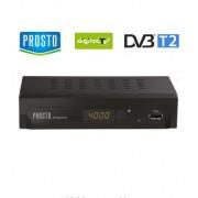 Digitalni DVB-T2 HD risiver RT5400T2