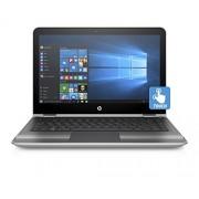 HP Pavilion 13-U004TU 13.3-inch Laptop (Core i3-6100U/4GB/1TB/Windows 10 Home/Integrated Graphics), Natural Silver