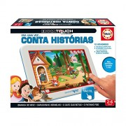 Educa Touch - Junior Conta Histórias, juego educativo en portugués (16095)