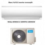 Midea MSMACU‐18HRFN1‐QRD0GW Blanc Full DC Inverter monosplit 5.3KW