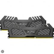 ADATA XPG V2 Series - DDR3 - 8 GB : 2 x 4 GB - DIMM 240-pin