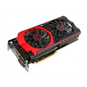 MSI R9 390X Scheda Video, 8GB Gaming, Nero